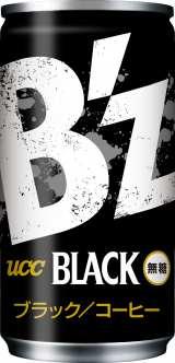 『UCC B'z缶』デザインイメージ