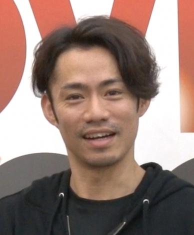 主演舞台の公開けいこを行なった高橋大輔 (C)ORICON NewS inc.