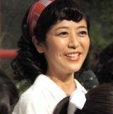 連続テレビ小説『ひよっこ』の新キャスト発表会見に出席した白石美帆 (C)ORICON NewS inc.