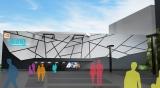 VRをはじめ最先端時術を活用したエンターテインメント施設『VR ZONE SHINJUKU』の外観