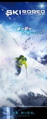 急滑降体感機 スキーロデオ