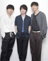 (左から)吉沢亮、神木隆之介、小関裕太 写真:草刈雅之(C)oricon ME