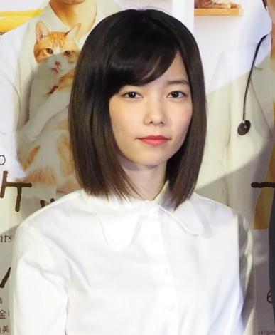 NHKドラマ10『ブランケット・キャッツ』の試写会に出席した島崎遥香 (C)ORICON NewS inc.