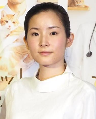 NHKドラマ10『ブランケット・キャッツ』の試写会に出席した蓮佛美沙子 (C)ORICON NewS inc.