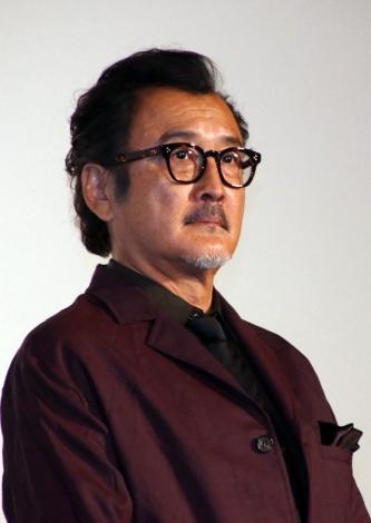 映画『ちょっと今から仕事やめてくる』初日舞台あいさつに登壇した吉田鋼太郎(C)ORICON NewS inc.