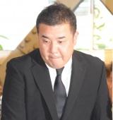 謝罪会見を行ったインパルス・堤下敦 (C)ORICON NewS inc.