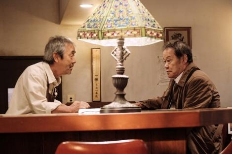 西田敏行主演、寺尾聰との同世代タッグで浅田次郎氏の原作をドラマ化。ドラマスペシャル 『琥珀』テレビ東京で今秋放送(C)テレビ東京