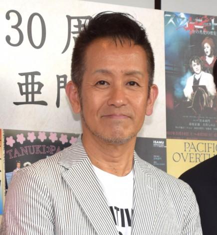 演出家生活30周年のパーティーを開いた宮本亜門氏 (C)ORICON NewS inc.