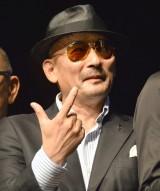 映画『イイネ!イイネ!イイネ!』フライングスペシャル上映会に出席した横山剣 (C)ORICON NewS inc.