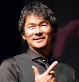 映画『イイネ!イイネ!イイネ!』フライングスペシャル上映会に出席した伊原剛志 (C)ORICON NewS inc.