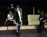 オルタナティブシアターのこけら落とし公演『アラタ〜ALATA〜』の公開けいこの模様 (C)ORICON NewS inc.