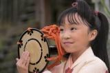 大河ドラマ『おんな城主 直虎』主人公の少女時代・おとわ役の新井美羽(C)NHK