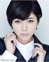 7月13日スタートのフジテレビ系連続ドラマ・木曜劇場『セシルのもくろみ』に主演する真木よう子