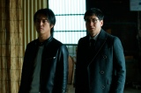(左から)桐谷健太、鈴木浩介(C)2017「ビジランテ」製作委員会