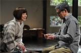 テレビ朝日『やすらぎの郷』に出演していた野際陽子さん(左) (C)テレビ朝日