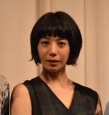 Amazonオリジナル『東京ヴァンパイアホテル』完成披露試写会に出席した夏帆(C)ORICON NewS inc.