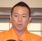 桂歌丸と共に取材に応じた『笑点』メンバー・林家たい平 (C)ORICON NewS inc.