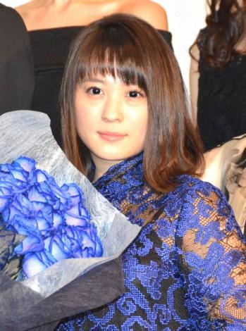 映画『TAP -THE LAST SHOW-』初日舞台あいさつに登壇した北乃きい (C)ORICON NewS inc.