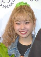 『ぺこ・りゅうちぇる スペシャルウエディングトークショー』に参加したぺこ (C)ORICON NewS inc.