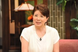 関西テレビ・フジテレビ系『さんまのまんま』に森昌子が出演(C)関西テレビ