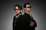 藤井フミヤ(左)・藤井尚之(右)による兄弟ユニット・F-BLOOD