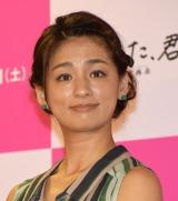 野際陽子さんを追悼した尾野真千子 (C)ORICON NewS inc.