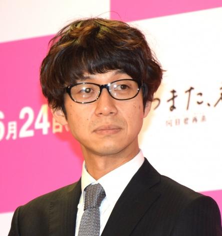 映画『いつまた、君と〜何日君再来(ホーリージュンザイライ)』トークイベントに参加した深川栄洋監督