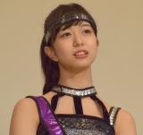 映画『JKニンジャガールズ』舞台あいさつに出席した井上玲音 (C)ORICON NewS inc.