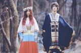 『WORLD HAPPINESS』に出演するGLIM SPANKY