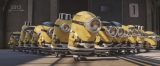 『怪盗グルーのミニオン大脱走』は7月21日公開 (C) UNIVERSAL STUDIOS