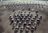 第98回全国高校野球選手権大会CM「ダンス篇」 (C)朝日新聞社