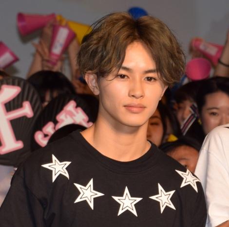映画『兄に愛されすぎて困ってます』の公開直前イベントに出席した草川拓弥 (C)ORICON NewS inc.