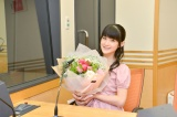 引退を前にラジオ『嗣永桃子のぷりぷりプリンセス』で心境を語った嗣永桃子 (C)文化放送