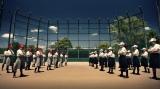 第99回全国高校野球選手権大会CM「ダンス篇」 (C)朝日新聞社