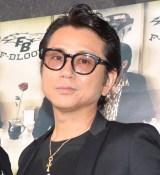 長男・弘輝アナについて語った藤井フミヤ (C)ORICON NewS inc.