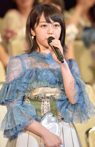 19位にランクインしたAKB48 ・峯岸みなみ(写真:島袋常貴)