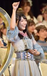 3年連続で選抜入りを果たしたNGT48・北原里英(写真:島袋常貴)