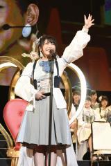 東京ドームでのライブ開催を願ったAKB48・横山由依(C)AKS