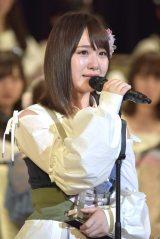 11位にランクインしたAKB48・高橋朱里(写真:島袋常貴)