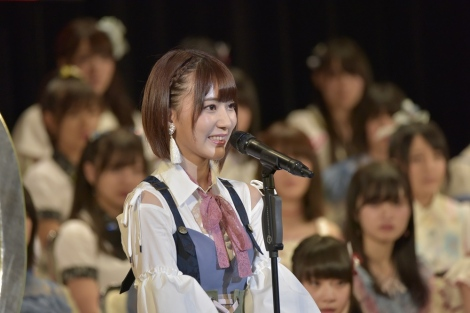 HKT48・宮脇咲良(写真:島袋常貴)