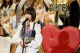 4位にランクインしたHKT48・宮脇咲良(C)AKS