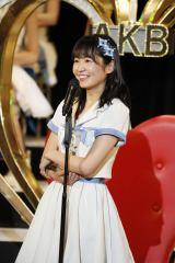 8位で初の選抜入りを果たしたSKE48・惣田紗莉渚(C)AKS