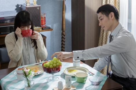 映画『結婚』に出演するディーン・フジオカ、貫地谷しほり (C)2017「結婚」製作委員会