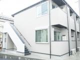 『藤代冥砂アパート写真展「東中野」主演 のん Presented by Robot Home』を開催している新築アパート
