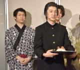サプライズで松本寛也の誕生日をお祝い (C)ORICON NewS inc.