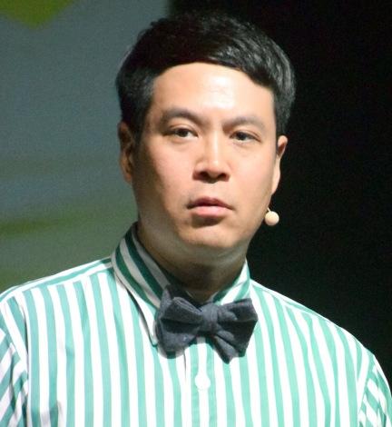 1ヶ月で8キロ減量したタカトシ・タカ=スマホアプリ『ファイトリーグ』記者発表会 (C)ORICON NewS inc.