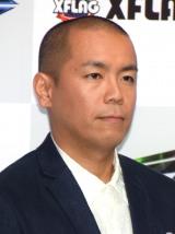 スマホアプリ『ファイトリーグ』記者発表会に出席したタカトシ・トシ (C)ORICON NewS inc.