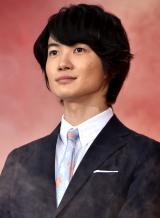 映画『メアリと魔女の花』のスペシャルトークイベントに出席した神木隆之介 (C)ORICON NewS inc.