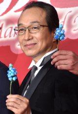 映画『メアリと魔女の花』のスペシャルトークイベントに出席した小日向文世 (C)ORICON NewS inc.