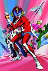 ポリマー/鎧武士(C)タツノコプロ